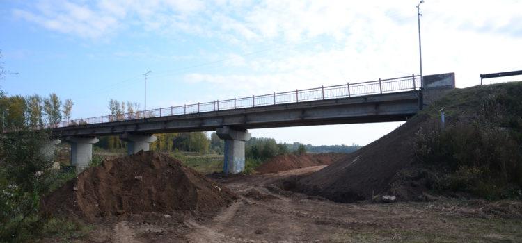 Реконструкция моста, видеонаблюдение