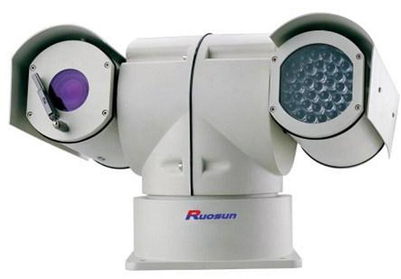 Использование PTZ-камер в системах видеонаблюдения